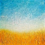 """Sky over corn"" by nik harron"