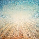 """Winter field"" by nik harron"