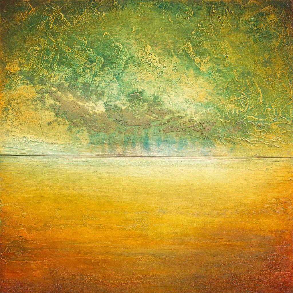"""""""Late shower, Lake Huron"""" by nik harron"""