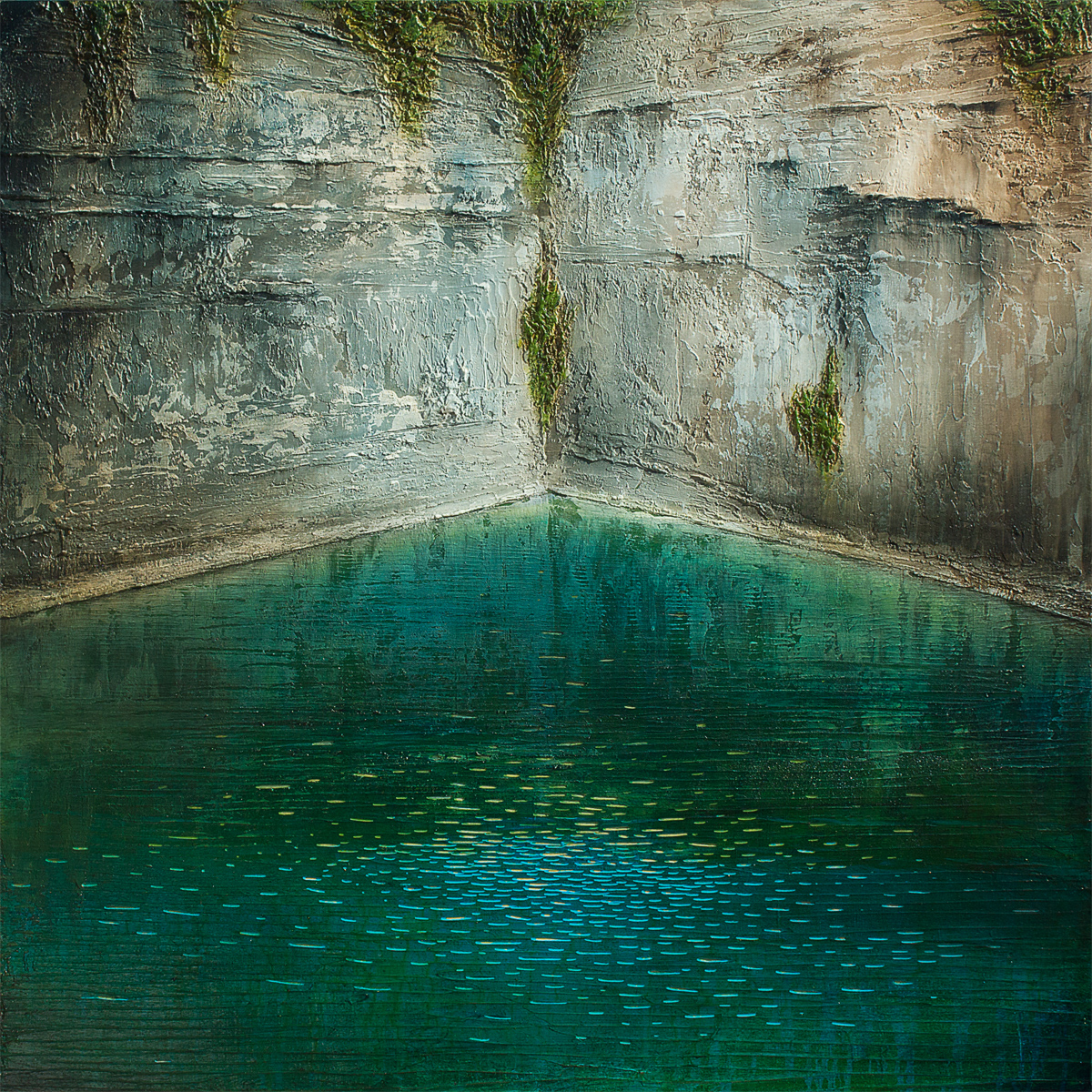This Place Is A Real Hole In The Ground Elora Quarry