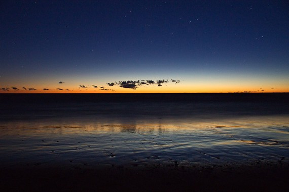 Lake Huron stars